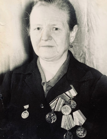 Мамченкова Татьяна Егоровна