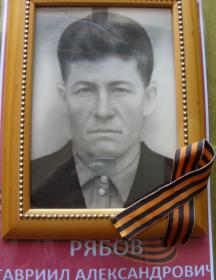 Рябов Гавриил Александрович