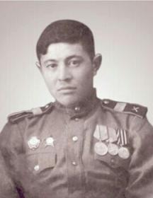 Абылгазинов Михаил Джунусович