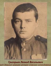 Григорьев Леонид Васильевич