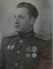 Мишенькин Николай Александрович