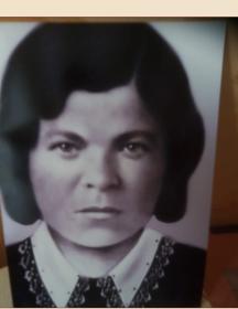 Абрамова Анна Дмитриевна