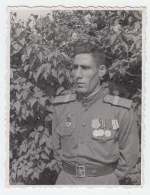 Агабабян Иосиф Мкртычевич