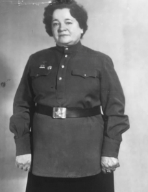 Комисова Мария Кузьминична