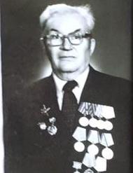 Воронин Степан Матвеевич