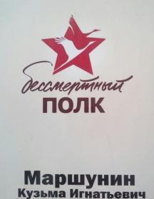 Маршунин Кузьма Игнатьевич