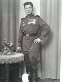 Карасев Павел Павлович