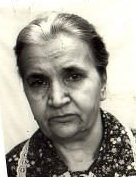 Решняк (Егорова) Анастасия Григорьевна