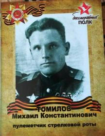 Томилов Михаил Константинович