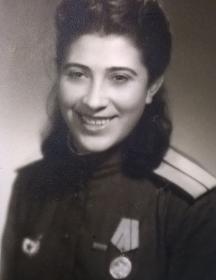 Петрова-Агапитова Елена Ивановна