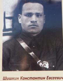 Шишкин Константин Евсеевич