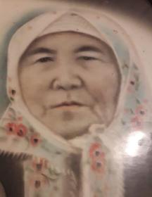 Умбетьярова Кайша Тажы-Кызы