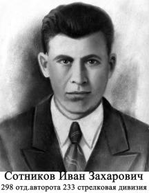 Сотников Иван Захарович