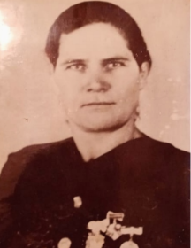 Пескова Федосья Андреевна