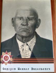 Федоров Михаил Васильевич