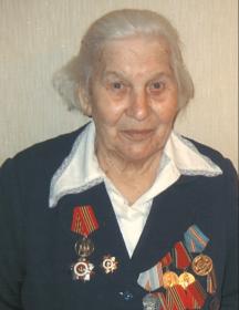 Белова Александра Ильинична