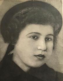 Гришуткина (Нечаева) Софья Ивановна