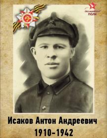 Исаков Антон Андреевич