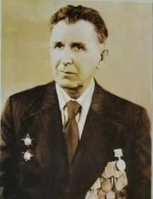Шабалин Георгий Ефимович
