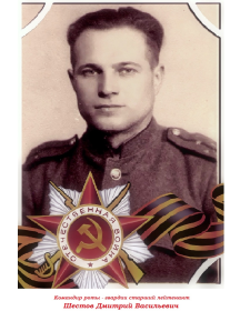 Шестов Дмитрий Васильевич