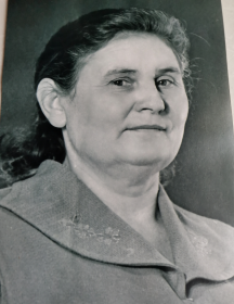 Бушан (Мешкова) Елена Понкратьевна