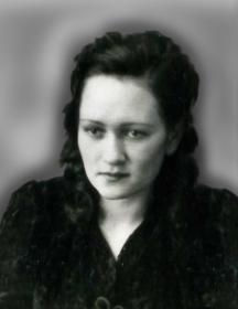 Кудрякова (Пестрикова) Серафима Васильевна