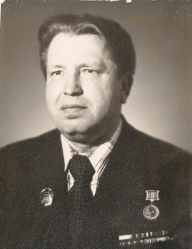 Агеев Петр Тимофеевич