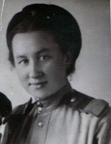 Яньшина Евдокия Аксеновна