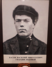 Басов Василий Николаевич
