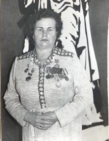 Дмитриенко Анна Захаровна