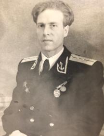Жаренов Степан Алексеевич