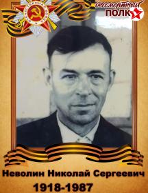 Неволин Николай Сергеевич