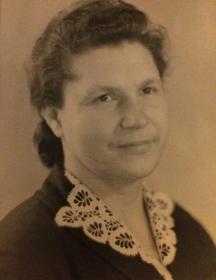 Баринова Евдокия Ивановна