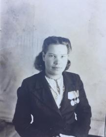 Милова Евдокия Васильевна