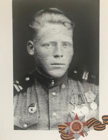 Каверин Александр Петрович