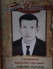 Садовников Анатолий Сергеевич