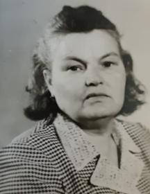 Филипенко Александра Ивановна