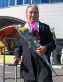 Щербакова Нина Васильевна