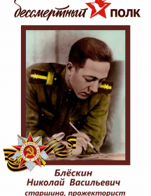 Блескин Николай Васильевич