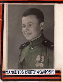 Мамонтов Виктор Фёдорович