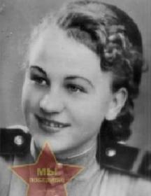 Антонова (Третьякова) Мария Ивановна