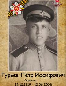 Гурьев Петр Иосифович
