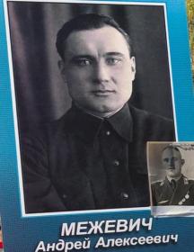 Межевич Андрей Алексеевич