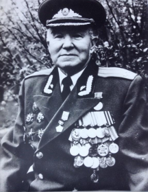 Никонов Павел Дмитриевич