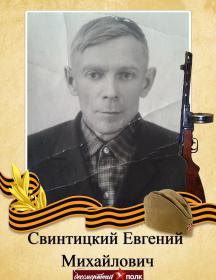 Свинтицкий Евгений Михайлович
