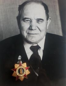 Шабалин Егор Иванович