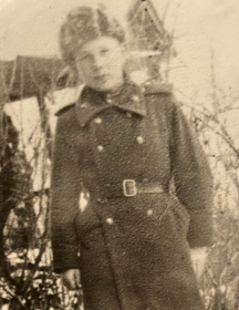 Тужилкин Николай Алексеевич