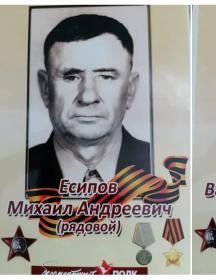 Есипов Михаил Андреевич
