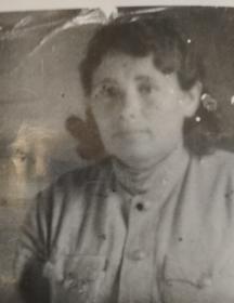 Тихонова (Аверенкова) Наталия Петровна