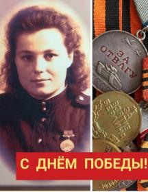 Штундюк (Частий) Мария Захаровна